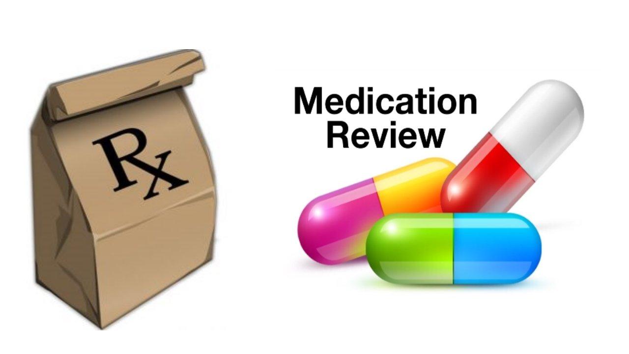 Ondersteuning bij het uitvoeren van medicatiereviews.